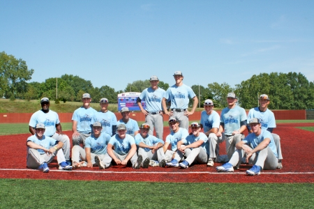 The KCBarnstormers at the Perfect Game 17 and Under World Wood Bat Association (WWBA) Championship. All photos by Christi Patterson.