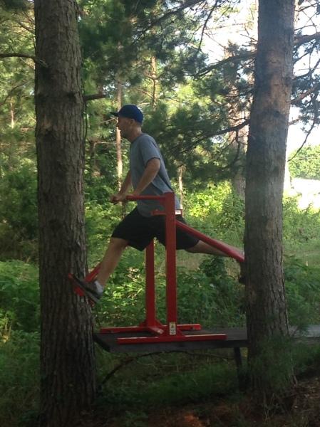 Randy workout